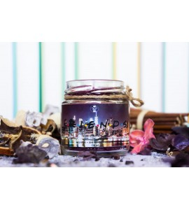 """Scented candle """"Friends"""""""