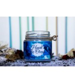 "Scented candle ""Heart of the Ocean"""