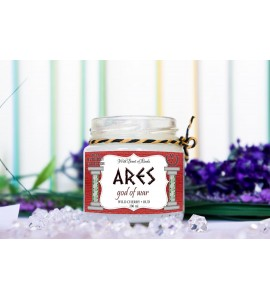 "Scented candle ""Ares"""