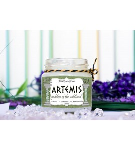 """Scented candle """"Artemis"""""""
