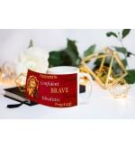 Brave Lion Mug