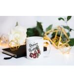 Dreaming of a white Christmas Mug