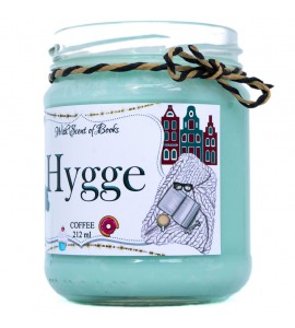 "Scented candle ""Hygge"""
