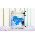 """Scented candle """"Love in a suitcase"""""""