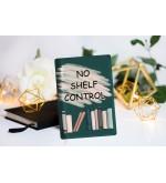 """Book Cover """"No shelf control"""""""