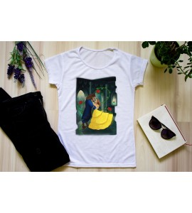 "Women's T-Shirt ""Tale as Old as Time"""