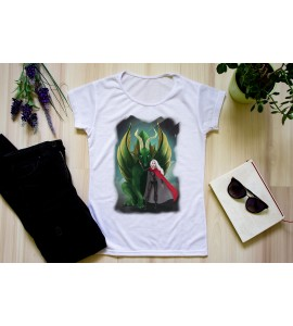 "Women's T-Shirt ""Tame the Beast"""