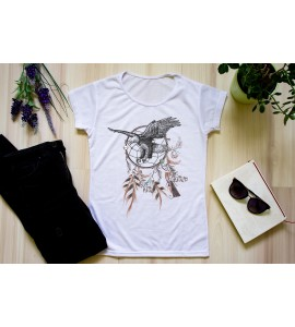 "Women's T-Shirt ""Wisdom and Vision"""
