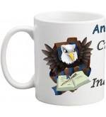 Wise Eagle Mug